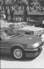 Rover SD1 Vitesse and Rover P6