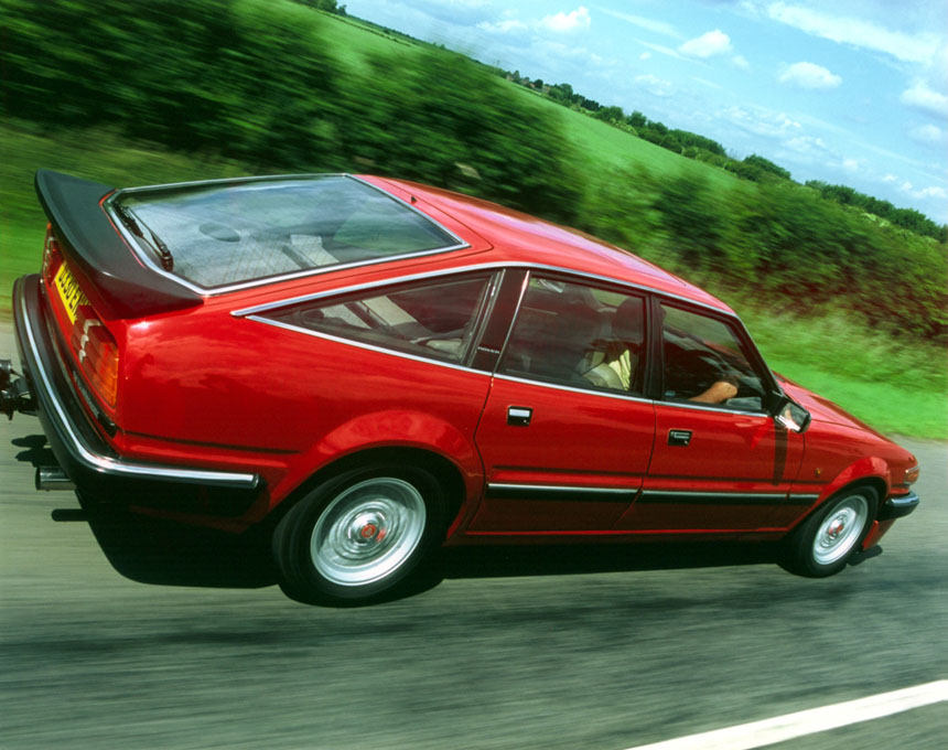 Rover SD1 3500cc Twin Plenum Vitesse - Image No 4