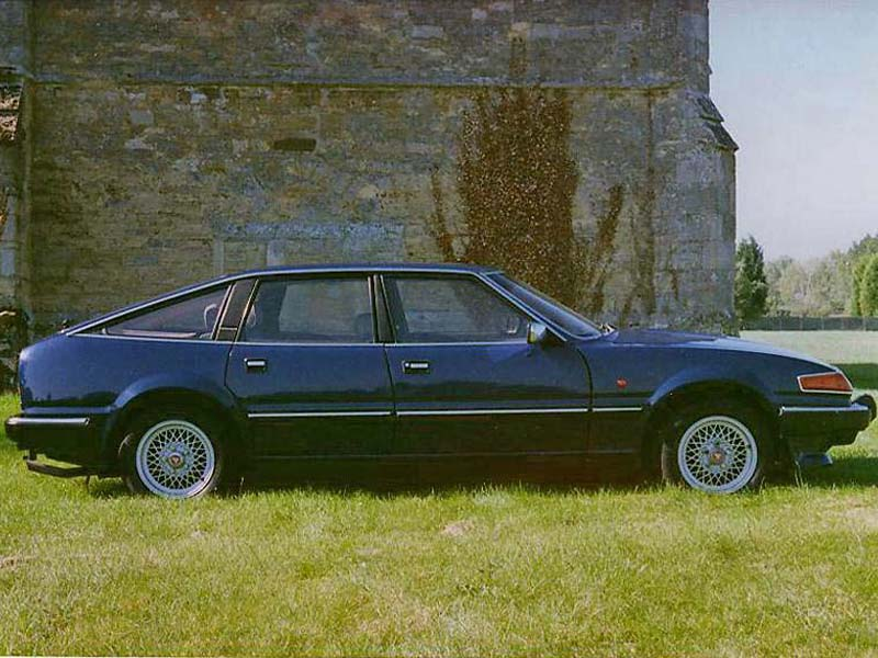 Rover SD1 Vdp Efi - Stunning