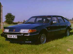 Rover SD1 Vdp Efi - At its best