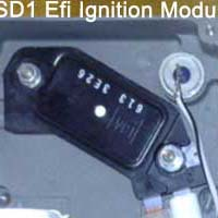 Rover SD1 V8 Electronic Ignition - Amplifier Module