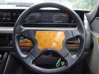 Is Your Rover SD1 Windscreen Really Clean?